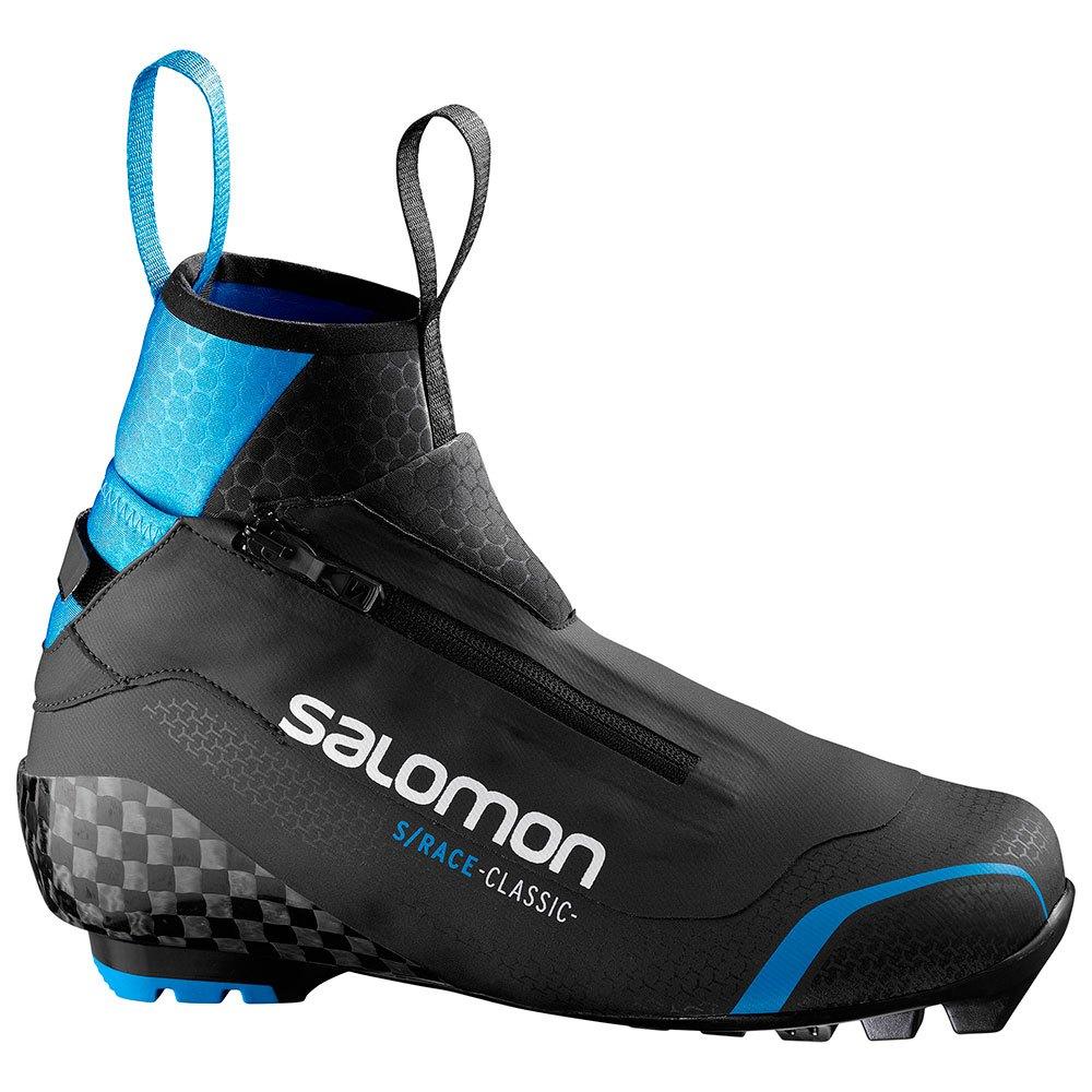 как выбрать лыжные ботинки классические
