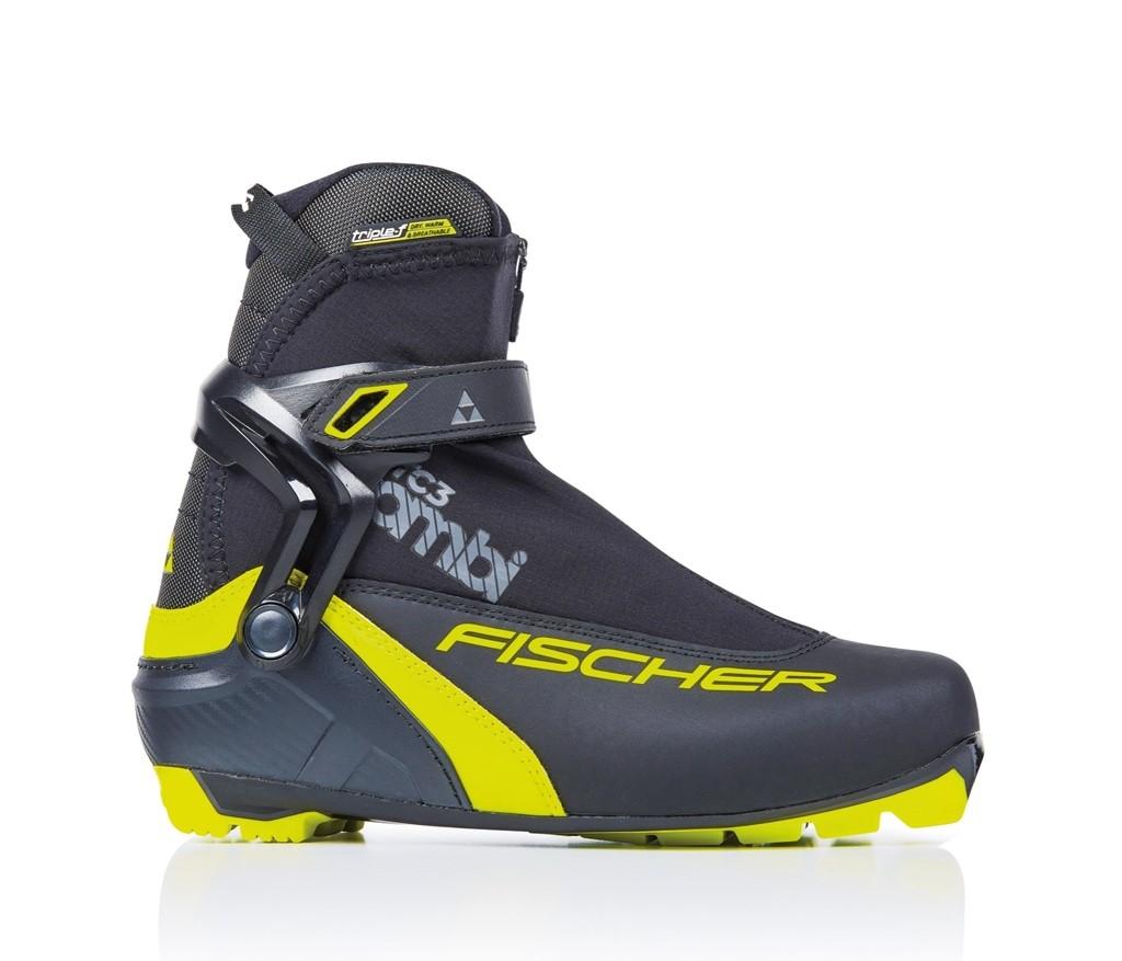 как подобрать лыжные ботинки комби